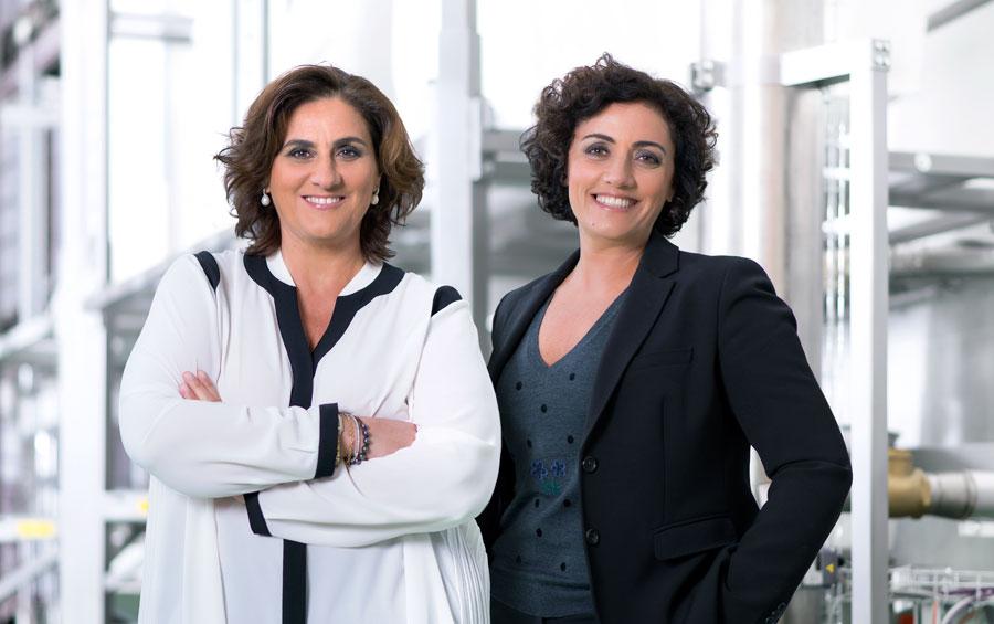 Nicoletta e Giovanna