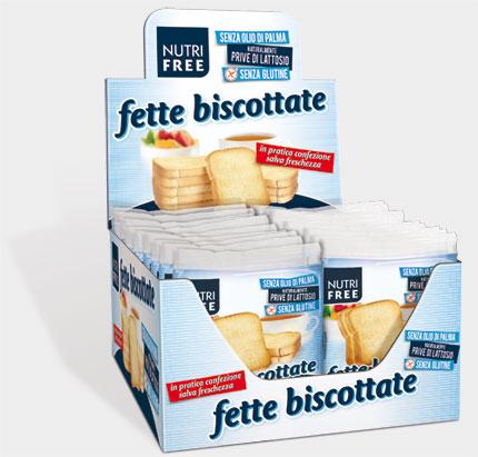 Nutrifree - Fette biscottate